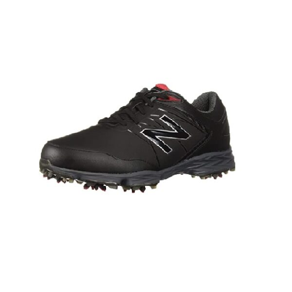 New Balance Men's Striker Waterproof Spiked Comfort Golf Shoe