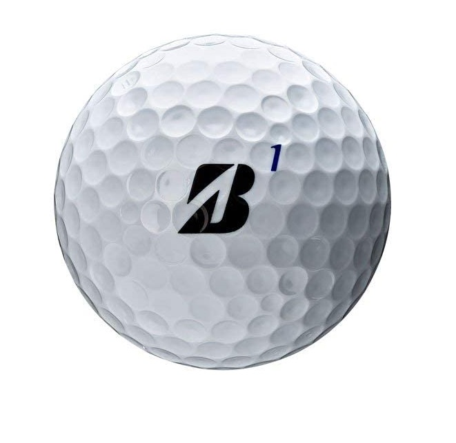 Bridgestone 2020 Tour B XS Golf Balls 1 Dozen White